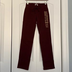 ABERCROMBIE AND FITCH SWEATPANT